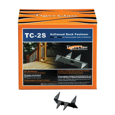 TigerClaw TC-2S Softwood Box 90