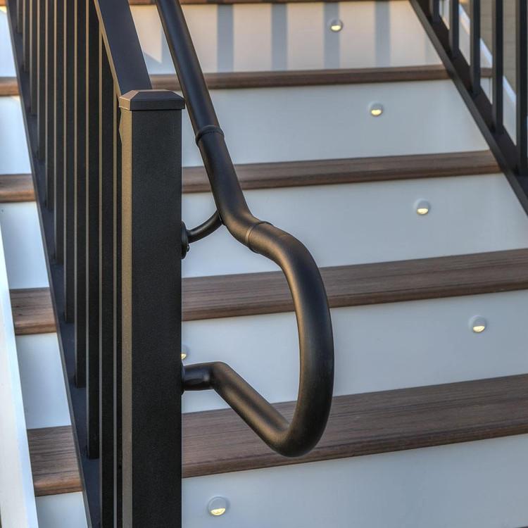 ADA Handrail 180 Degree Elbow