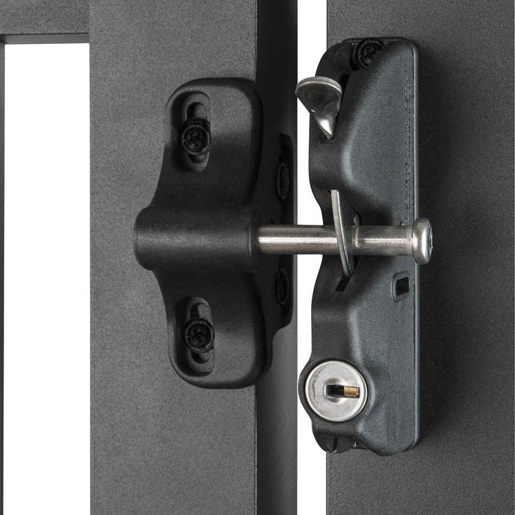 Trex Aluminum Gate Hardware Pack