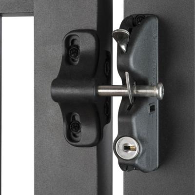 Aluminum Gate Hardware Pack