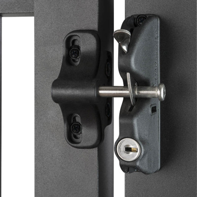 Trex Aluminum Gate Hardware Pack