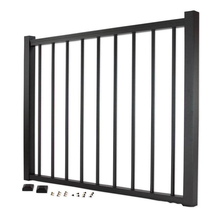 Trex Aluminum Gate Round Balusters
