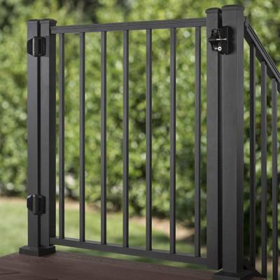 Trex Aluminum Gate Square