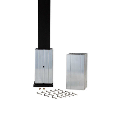 Transcend Composite Railing Post Sleeve 39 Quot 4x4 Trex