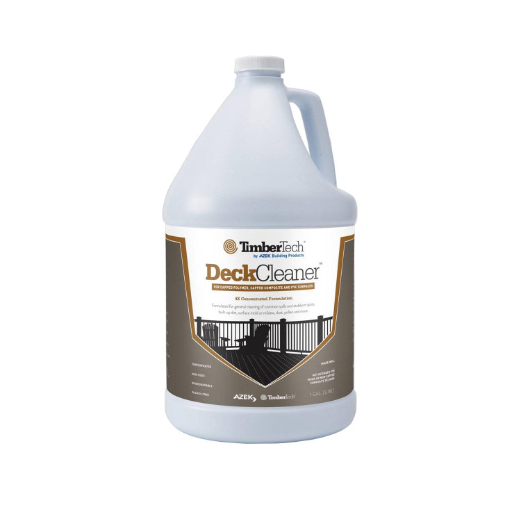 Deck Cleaner for Composite Decking