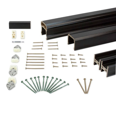 RadianceRail Rail Pack for Cable, Glass, or Aluminum Balusters - 6'
