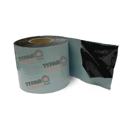 "Typar Flashing RA 4"" 75' - 1 Roll"
